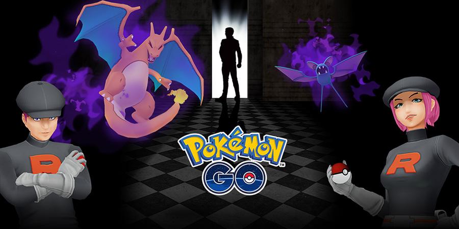 Pokémon GO : nouvel événement avec la Team GO Rocket, Abo et Smogo chromatiques