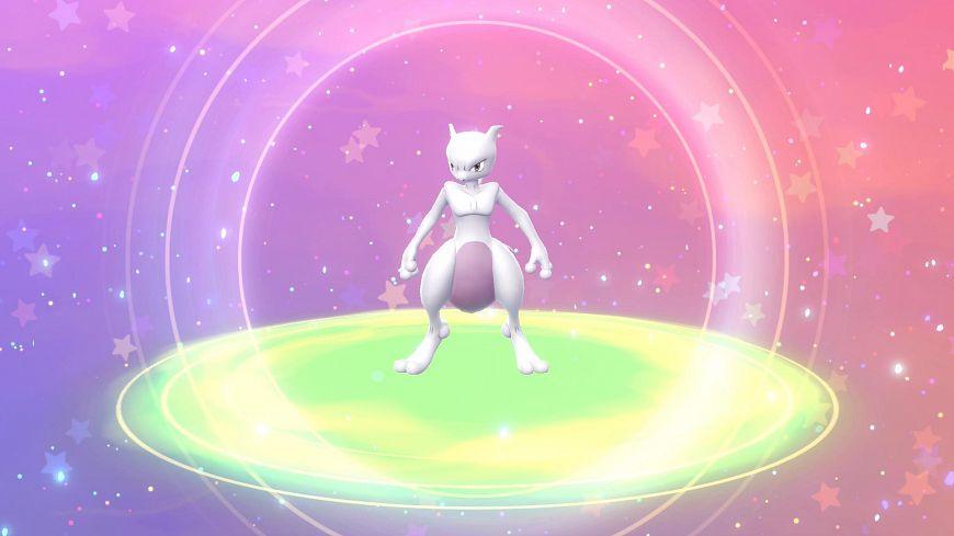 Pokémon Let's Go Pikachu & Évoli : distribution de Mewtwo chez PicWicToys