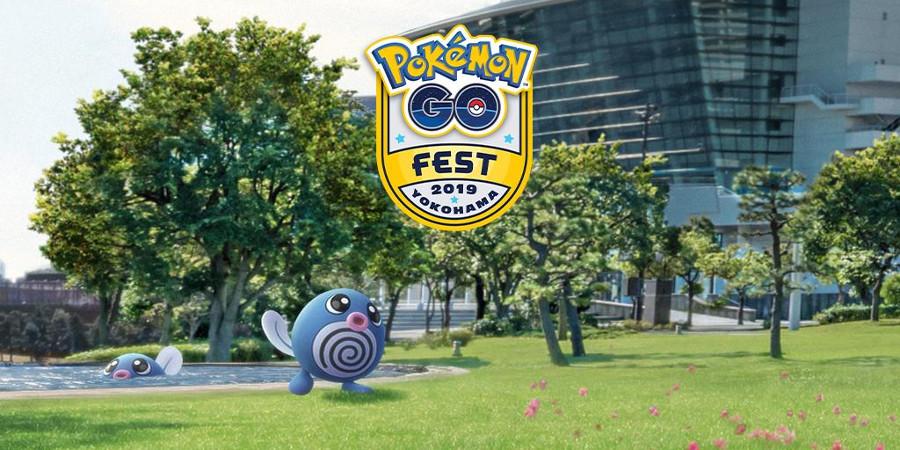 Pokémon GO Fest de Yokohama 2019