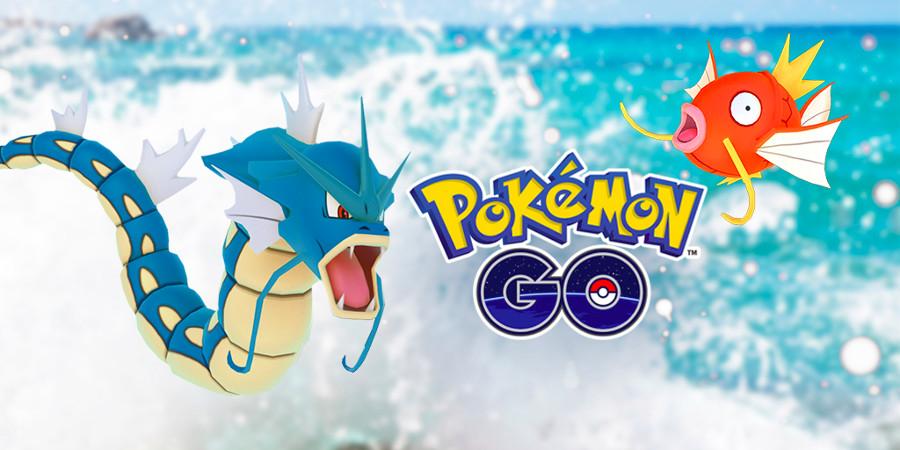 Pokémon GO - Festival Aquatique 2019