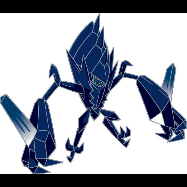 Nécrozma shiny distribué au Japon via le Pokémon Secret Club