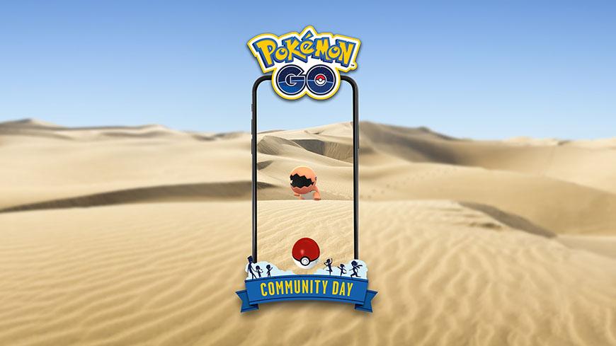 Pokémon GO : Kraknoix en vedette du Pokémon GO Community Day d'Octobre