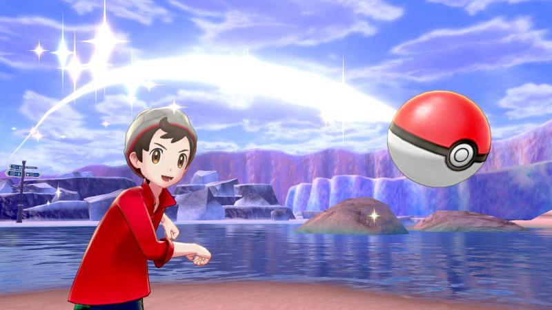 Pokémon Épée et Bouclier : quelques informations dévoilées via Gameinformer