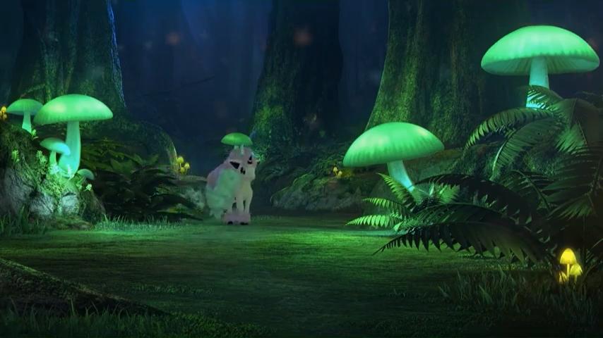 Ponyta de Galar Pokémon Épée et Bouclier