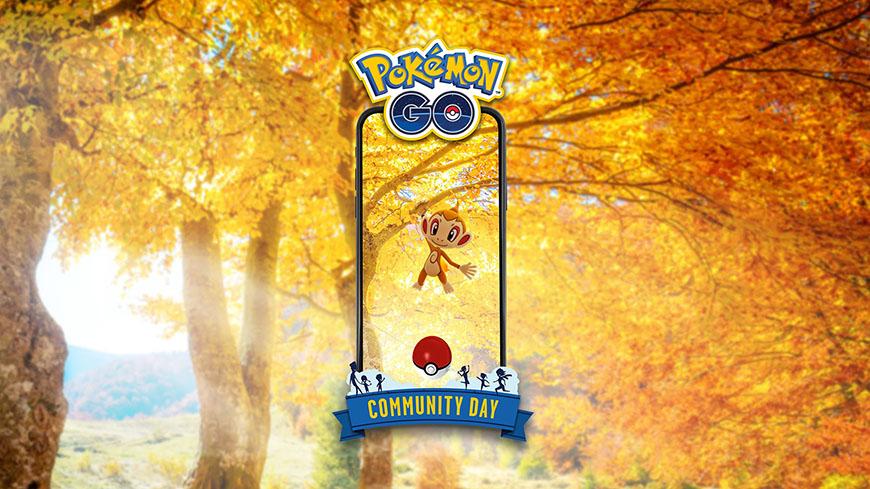 Pokémon GO : Ouisticram en vedette du Pokémon GO Community Day de Novembre