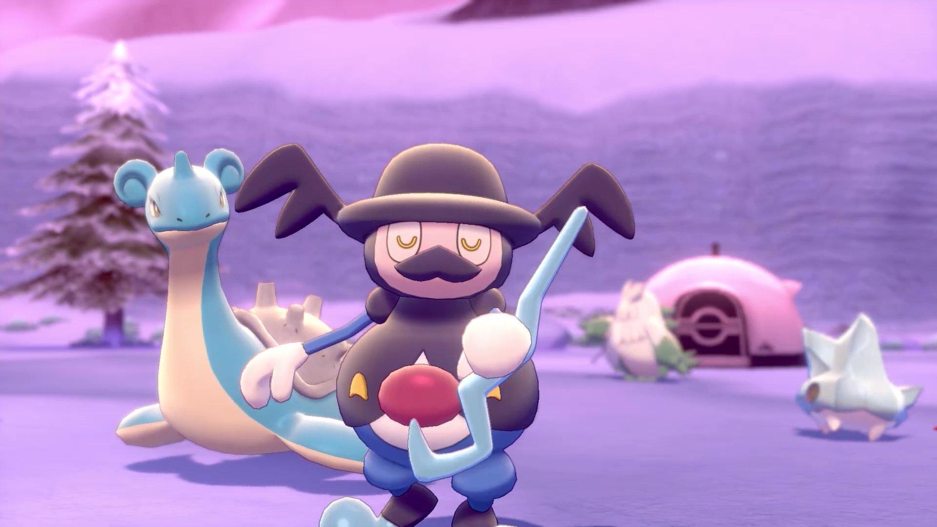 Pokémon Épée et Bouclier : deux nouveaux Pokémon dévoilés