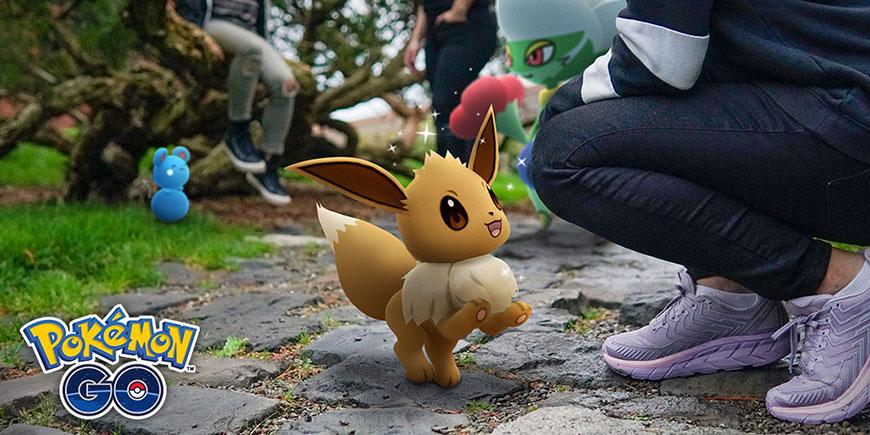 Aventure entre copains - Pokémon GO
