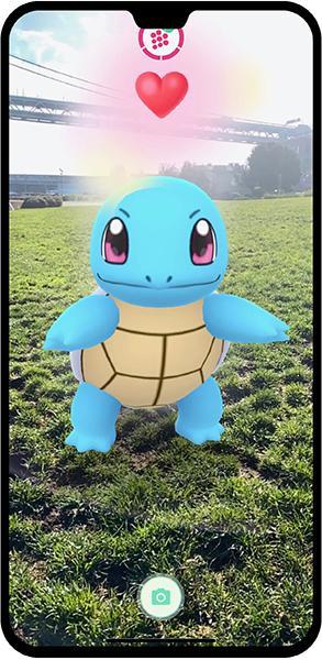 Copain Pokémon - Pokémon GO