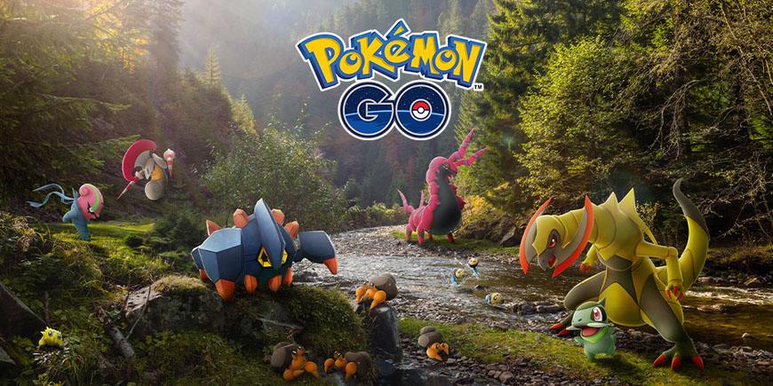 Pokémon GO : Évolutions par Échange et nouveaux Pokémon d'Unys !