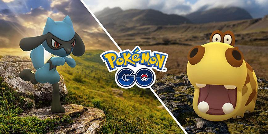Pokémon GO - Événement Sinnoh