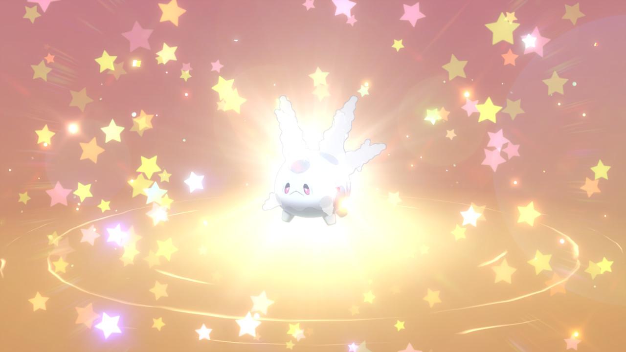 Distribution de Corayon de Galar avec talent caché sur Pokémon Épée et Bouclier