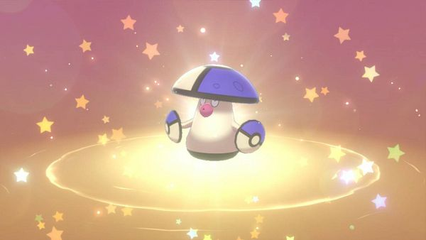 Distribution de Gaulet shiny sur Pokémon Épée et Bouclier