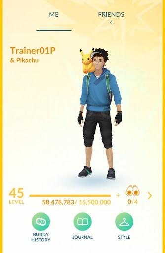 Pokémon GO - Niveau 50, image 1