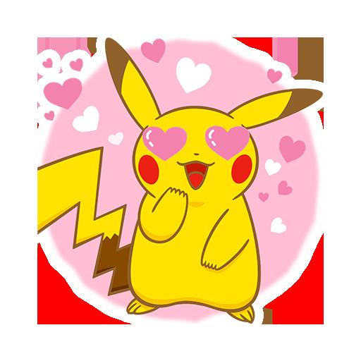 Pokémon GO - Saint-Valentin 2021 - Sticker 1