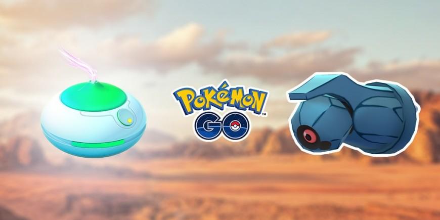 Pokémon GO : Journée Encens avec Terhal et des types Psy et Acier !