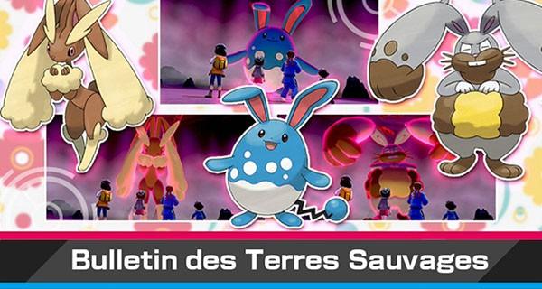 Pokémon Épée et Bouclier : Nouvel événement Dynamax avec Azumarill chromatique