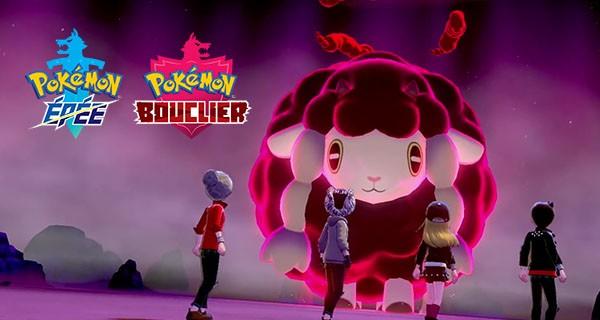 Pokémon Épée et Bouclier : Nouvel événement Dynamax avec Moumouton chromatique